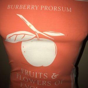 Burberry Tops - BURBERRY WOMEN'S Summer PEACH T- Shirt Men Jeans